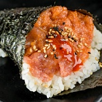temaki spicy tonno